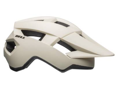 KASK ROWEROWY BELL SPARK MATTE SAND BLACK ROZ.54-61CM