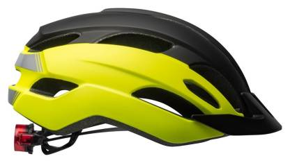 KASK ROWEROWY BELL TRACE LED INTEGRATED MIPS MATTE HI-VIZ ROZ.54-61CM