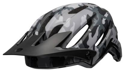 KASK ROWEROWY BELL 4FORTY MATTE GLOSS BLACK CAMO ROZ.58-62CM